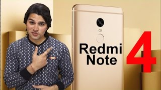 [Hindi-हिन्दी] Xiaomi Redmi Note 4 : Segment Leader !! Things You Should Know Before Buying
