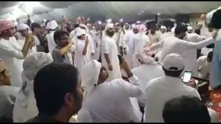 UAE Arif Baloch singer dancing his own song عارف البلوشي رقص