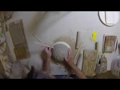 Creating Texture -- Moon Bowl