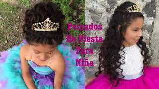 Peinados Para Niña ( Presentación ) ANDaccessories