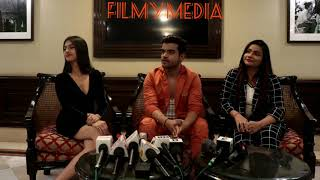 X-Ray: The Inner Image movie star cast spotted promoting their movie in National Capital
