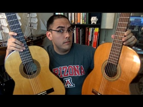 How to Choose a Classical Guitar