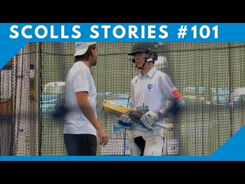 COACHING AT THE SYDNEY CRICKET GROUND | Scolls Stories 101