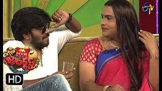 Sudigaali Sudheer Performance | Extra Jabardsth | 1st September 2017| ETV  Telugu
