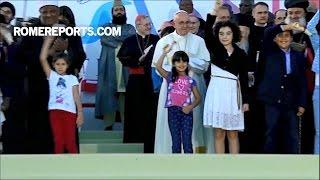 """Đức Giáo Hoàng tại Assisi: """"Chỉ có hòa bình là thánh thiêng, chiến tranh thì không!'"""""""