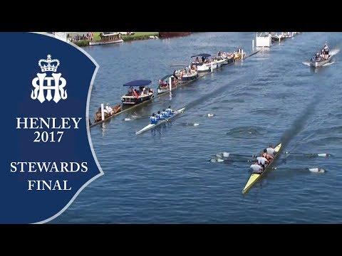 Stewards' Final - Leander & Molesey v Team Italia | Henley 2017
