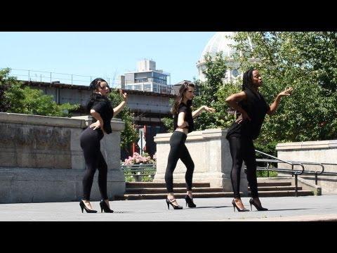 Dance like Beyonce in Single Ladies, 1 | Dance Crew