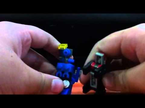 Lego mini ravage