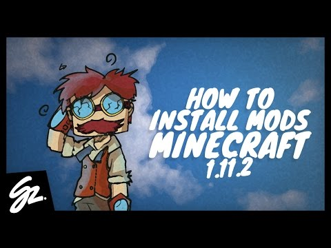 How To Install Mods on Minecraft (Minecraft Forge Mod Loader 1.11) - Tutorial
