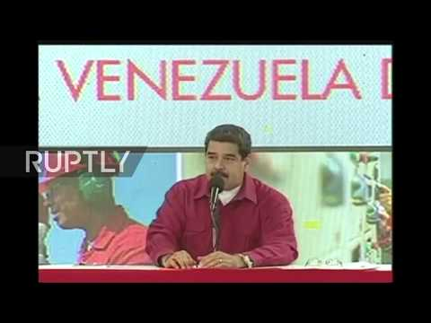 Venezuela: Maduro supports decision to move Lopez from prison to house arrest