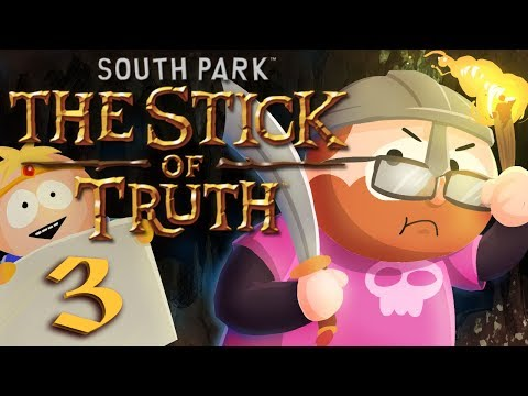 South Park: The Stick of Truth [Part 3] - Al Gore to the rescue!