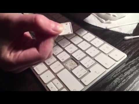 How to fix Magic keyboard 2 tea problem part 2