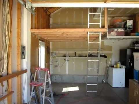 Garage Storage Space