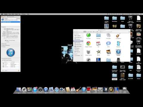 How to Install A Custom Visualizer for iTunes on Mac