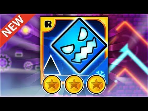 Geometry Dash: Sub-Zero | ALL LEVELS (All Coins) 100% Complete | GuitarGames