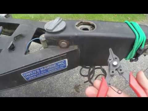 A-60 Hydraulic Trailer Brake Actuator Replacement