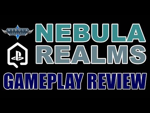 Nebula Realms aka PS Home PS4 Review