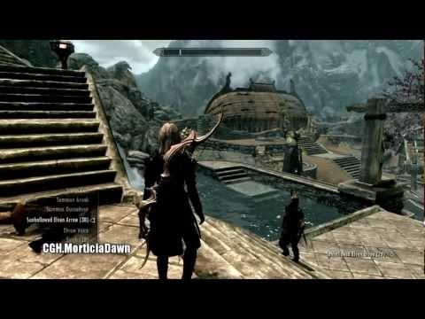 CGH on Skyrim - Divine Bow