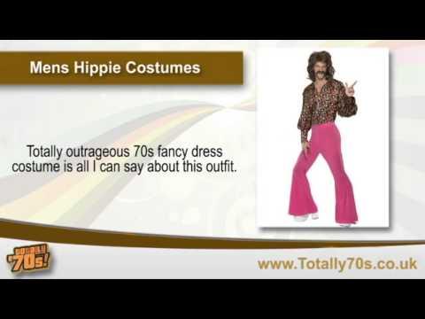 Mens Hippie Costumes