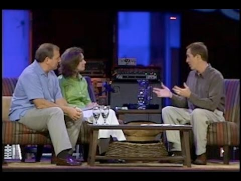 Andy Stanley, Michael Leahy and ex-wife talk about Michael's sex addiction