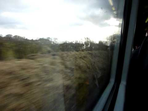 90 mph on the Londonderry Line