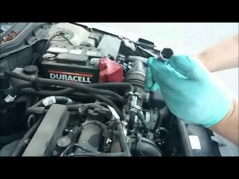 2010 Ford Fusion Spark Plug Change