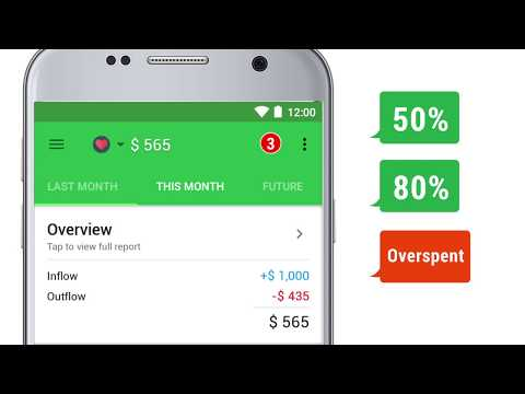 How to create a budget   Forecast spending #Android