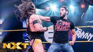 Johnny Gargano & Twan Tucker bamboozle Adam Cole: WWE NXT, July 17, 2019