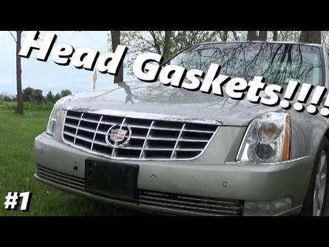 Cadillac DTS Head Gaskets - Part 1