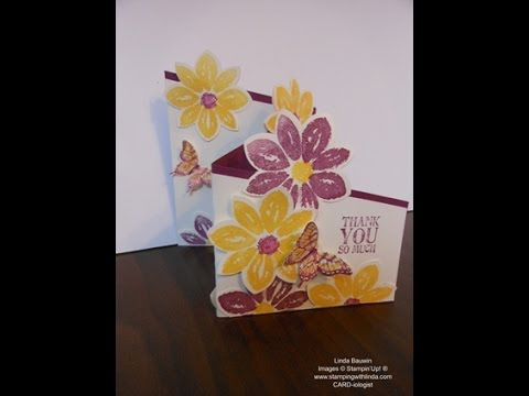Double Layer Cascading Card