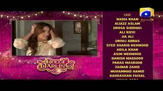 Dolly Darling - Episode 02 Teaser - HAR PAL GEO