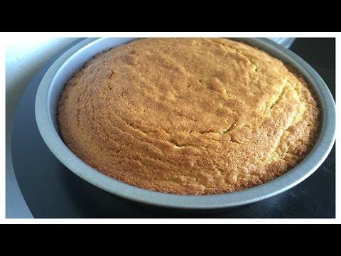 How To Make Sweet and Moist Cornbread