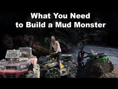 How To Build a Mudding ATV (Parts Guide) - Dennis Kirk