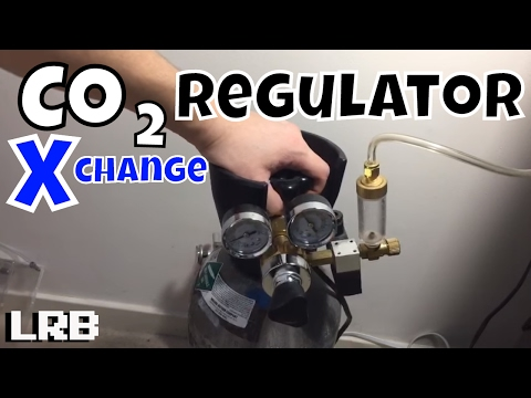 🔴 How to Take Off Co2 Regulator and Replace Co2 Tank