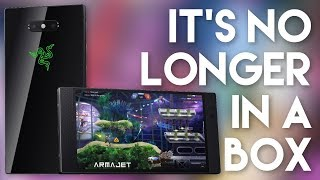 Apple Sheep Unboxes the Razer Phone 2