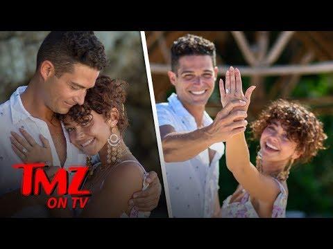 Xxx Mp4 Sarah Hyland Engaged To 39 Bachelorette 39 Star Wells Adams TMZ TV 3gp Sex