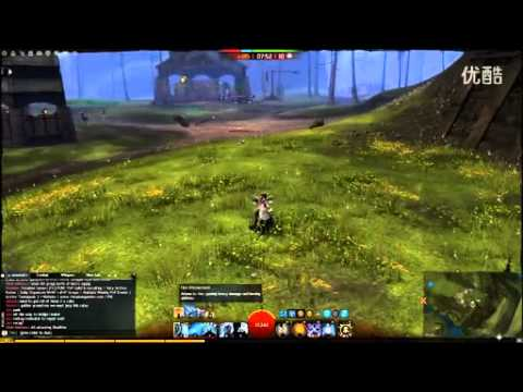 Battle 2  double dagger element teaching and actual combat