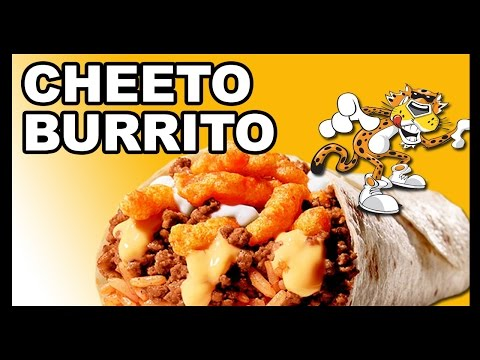 Cheetos Are Inside of Burritos, Now. Thanks A LOT, Taco Bell. - Food Feeder