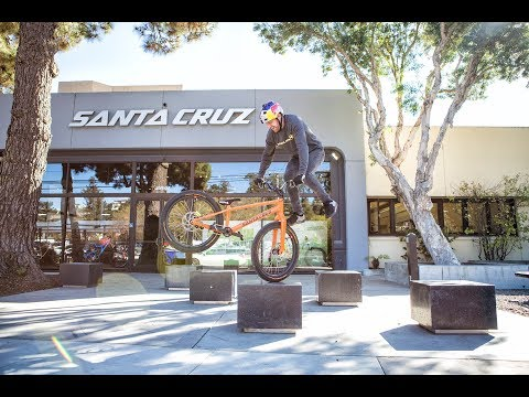 Bike Check - Danny MacAskill's Custom Santa Cruz