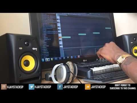 Beat Making In Fl Studio 11 w/ FREE FLP Prod. By Jay Stacks