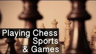 Q&A: Playing Chess, Sports, and Other Games | Dr. Shabir Ally