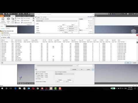 Gearbox Design - Spur Gear Design Generator