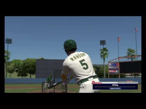 MLB® The Show™ 17: Getting drafted by your team in RTTS