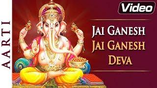 Ganesh Chaturthi Aarti   Jai Ganesh Jai Ganesh Deva by Suresh Wadkar