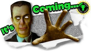 Game Theory: Gaming's Biggest Mystery SOLVED! | Half Life G MAN Theory