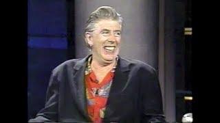 John Mayall on Late Night, June 21, 1990