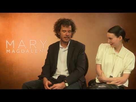 Rooney Mara & Garth Davis talk