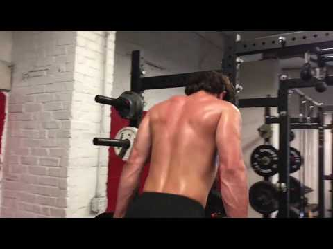 High School Wrestling Strength Workout