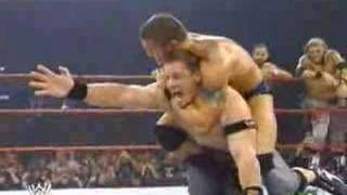 John Cena, Triple H, Kane, & The Undertaker vs. Edge, Randy Orton, JBL, and Chavo Guererro pt. 2