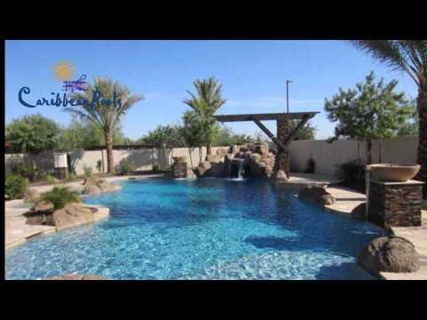Pool Builder of Arizona Caribbean Pools Photo Gallery